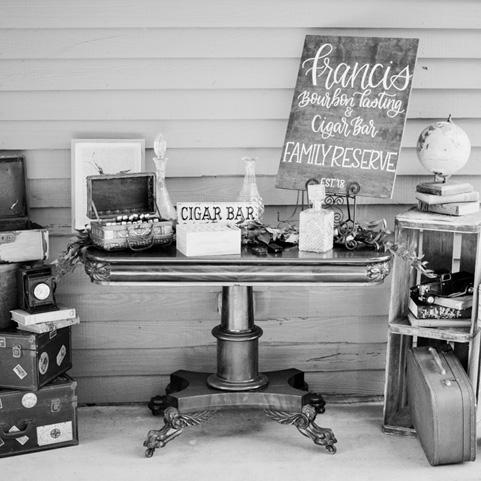 custom vintage rentals
